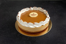 Pumpkin Cheesecake 9″