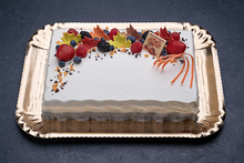 Thanksgiving Tres Leches 1/4 sheet