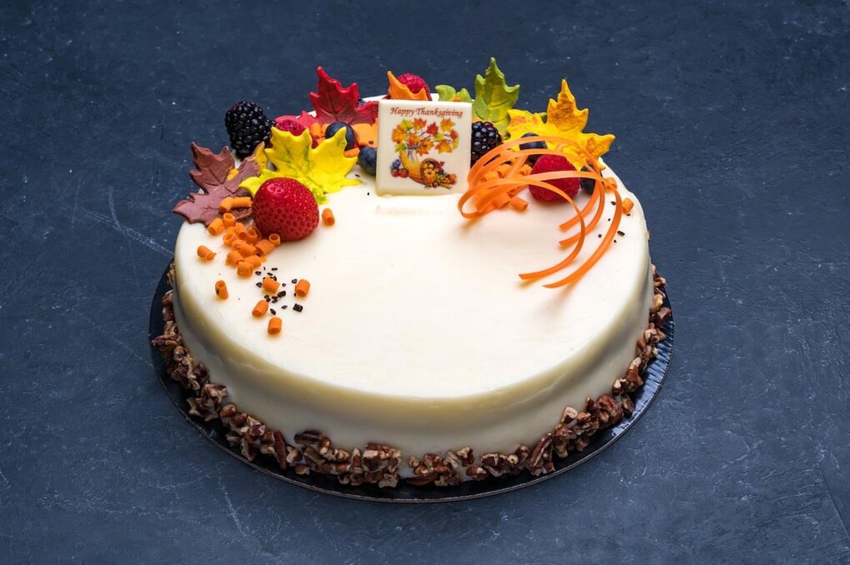 Thanksgiving Carrot Cake 9 Porto S Bakery