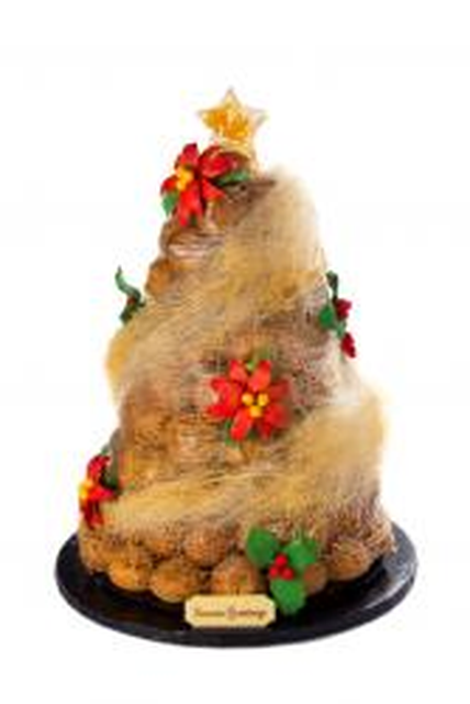 Holiday Croquembouche