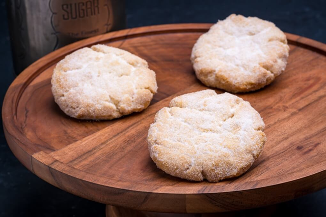 Polvorón – Shortbread Cookie