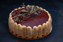 Holiday Tiramisu 9″