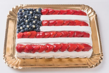 Flag Tres Leches 1/4 sheet