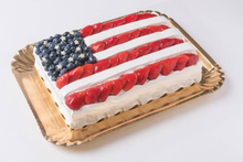 Flag Tres Leches 1/2 sheet