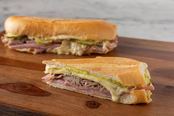 Cubano (Cuban Sandwich)