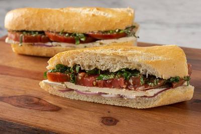 Feta Sandwich
