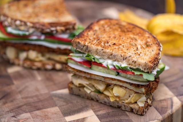 Vege-tariano Sandwich