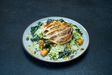 ALL NEW! GRILLED CHICKEN CILANTRO CAESAR SALAD