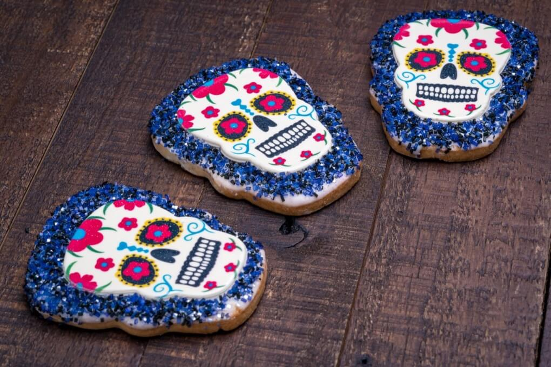 Dia de los Muertos Cookie