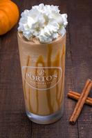 Blended Pumpkin Latte
