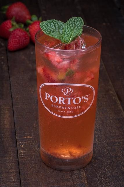 Guava Strawberry Lemonade