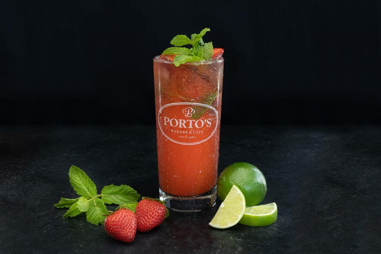 Strawberry Mojito Fusion