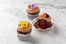 Easter Parisian Cupcake