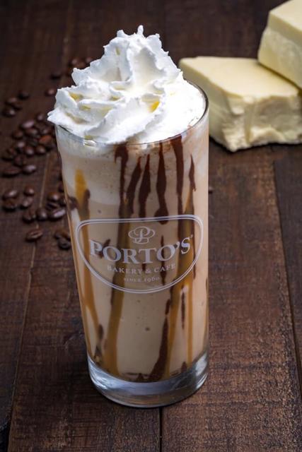 Blended White Chocolate Mocha