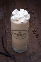 Blended Vanilla Latte