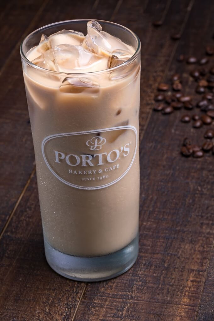 Porto's Iced Coffee
