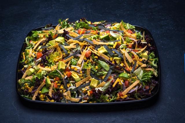 Southwestern Salad Platter