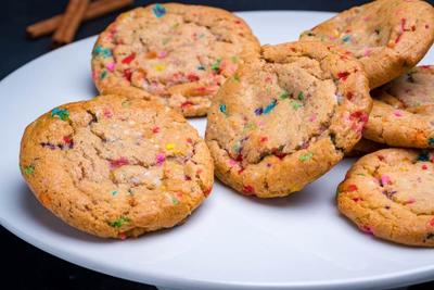 Sprinkledoodle Cookie