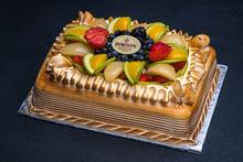 Meringue Fruit Torte 1/4 Sheet