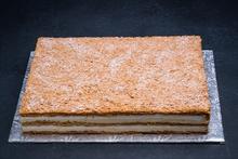 Napoleon Cake 1/2 Sheet