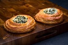 Spinach Feta Croissant