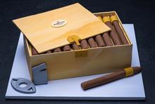 Cigar Box with Logo #1855