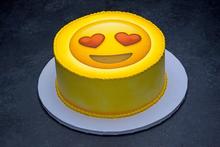 Happy Face Emoji #1858