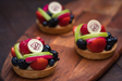 FRESH FRUIT TARTLET