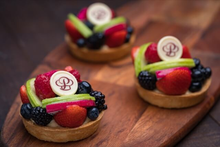 Fresh Fruit Tart Individual