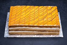 Napoleon Dulce de Leche Cake 1/2 Sheet