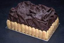 Tiramisu Cake 1/4 Sheet