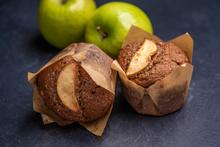 Apple Bran Muffin