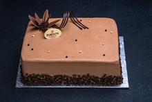 Parisian Chocolate Cake 1/2 Sheet