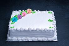 Cuban Cake 1/2 Sheet – Vanilla Custard Filling