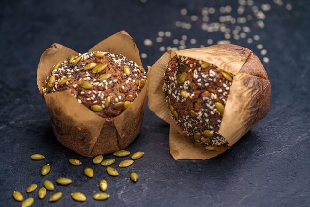 Multi Grain Muffin