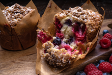Mixed Berry Muffin